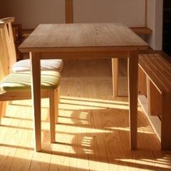 ヒノキをぬくもりのある家具に変えて、森と人の暮らしを循...
