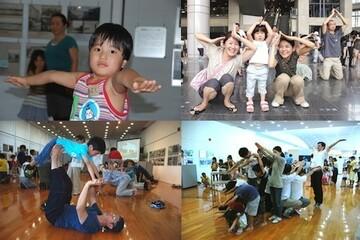祝世界進出!建築を全身で感じる「けんちく体操」を仕掛ける建築ユニット「mosaki」インタビュー