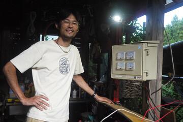 """藤野電力の生みの親!鈴木俊太郎さんが目指す """"ものづくりから始まる自給自足""""とは?"""