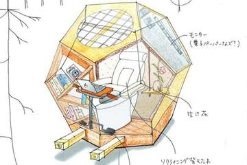 孤独になれる時間と空間を守る。ライフハッカー [日本版] 編集長・米田智彦さんが、小屋を通じて見通す未来とは