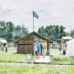 小屋って、たのしさでできてる。避暑地で小屋を巡る夏フェ...