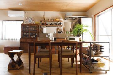 10年住んだ愛着のある家に新しさを重ねるシンプルリノベ