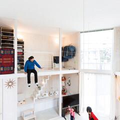用途を定めない複数の小部屋。柔軟に変化を受けとめる家