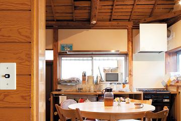 趣きのある日本家屋の本来の良さを残し、甦らせるリノベーション