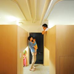 床と楽しさが倍増。フラットなマンションでつくるロフト空間