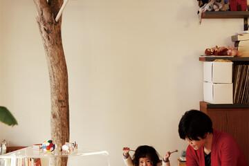 子育ても仕事も両立できるワンルームにリノベーション