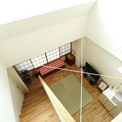 昭和のモダンデザインと、 家族の痕跡を 伝える戸建てリノベ