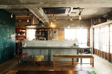 昭和の意匠×コンクリート。 中古マンションを日本家屋化