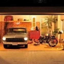 デザインと機能性、構造的に問題のないガレージ