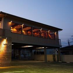 焼肉店新築平屋(ピロティ有)