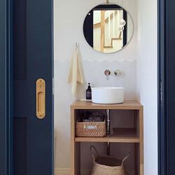 玄関の洗面について