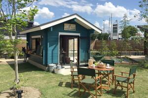 家は道具。モノではなくコトとしての小屋「IMAGO」で、世の中を面白く(BESSがつくる小屋)