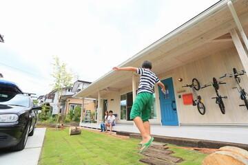 運動会での子どもの活躍が楽しみになる!?運動が得意な子に育てる家づくりのアイデア12選
