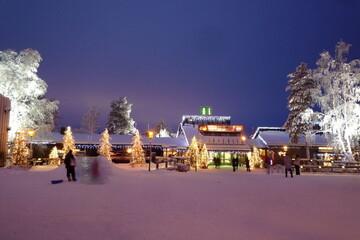 クリスマスが待ち遠しい!サンタクロースにやさしい家のアイデア