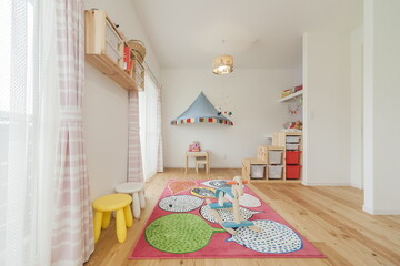 自立心旺盛な子どもに育てる!子どもが自分の世界をつくれる空間のアイデア6選