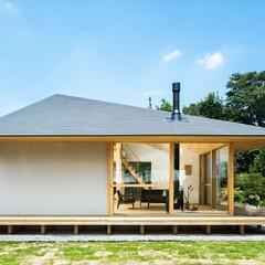 """最もシンプルな日本の家のスタンダード""""平屋""""って何? ..."""