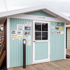 簡単キットで実現できる、本格的な小屋「パネルハウス」(...