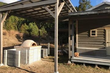 豊田大作の小屋二スト日記|第2回「ピザ窯を作ろう」