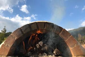 豊田大作の小屋二スト日記|第3回「自作の窯でピザを焼こう」