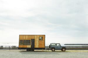 小屋の進化形!どこにでも行ける移動可能な家「mobile casa(モバイルカーサ)」