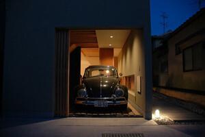 車好き必見!関西のガレージハウス建築事例5選