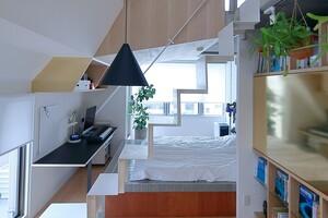 狭小住宅はアイデア満載!「間取りに工夫あり」な建築事例6選