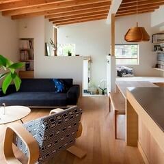 アイランドキッチンがある住まいの建築事例4選