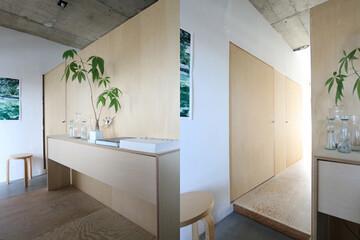 遊び心から生まれた、我が家の5つの実験的空間。[建築家の棲み家 Vol.03石川直子]