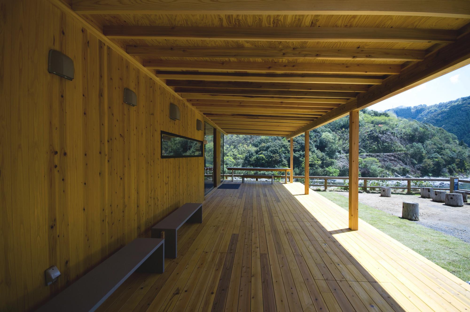 おちゃくりカフェの建築事例写真
