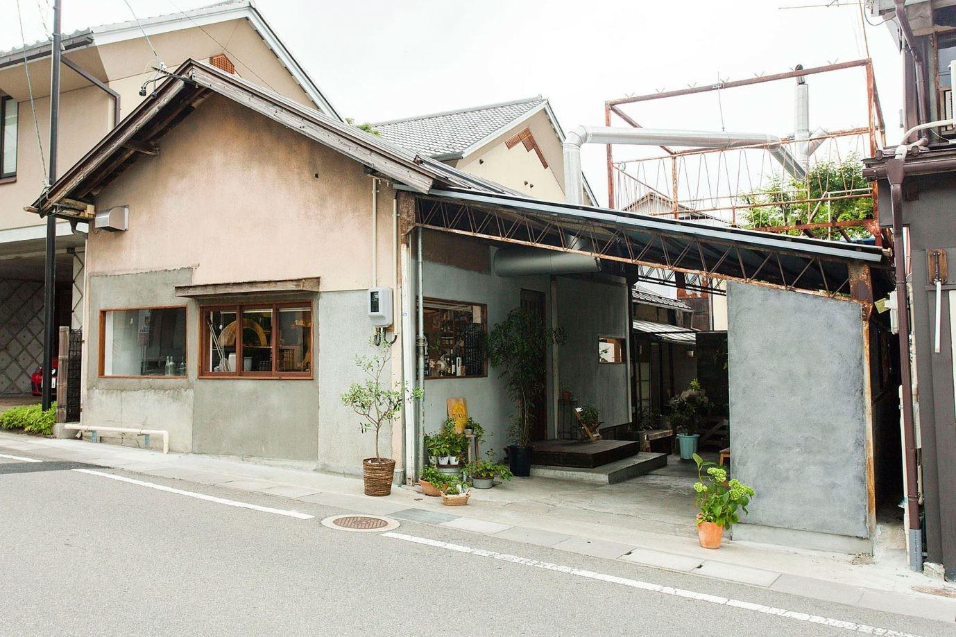 薪窯焼 PIZZA TIKUの建築事例写真