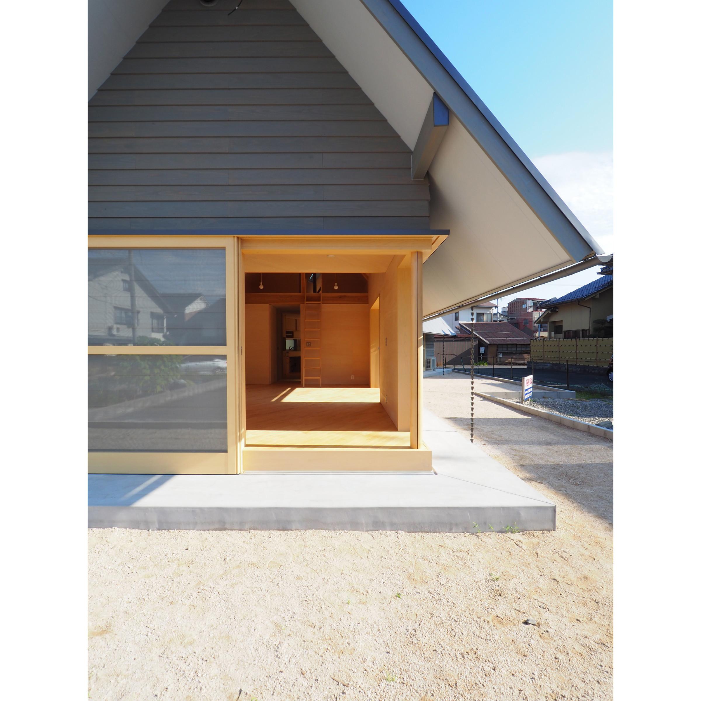灘町の家の建築事例写真