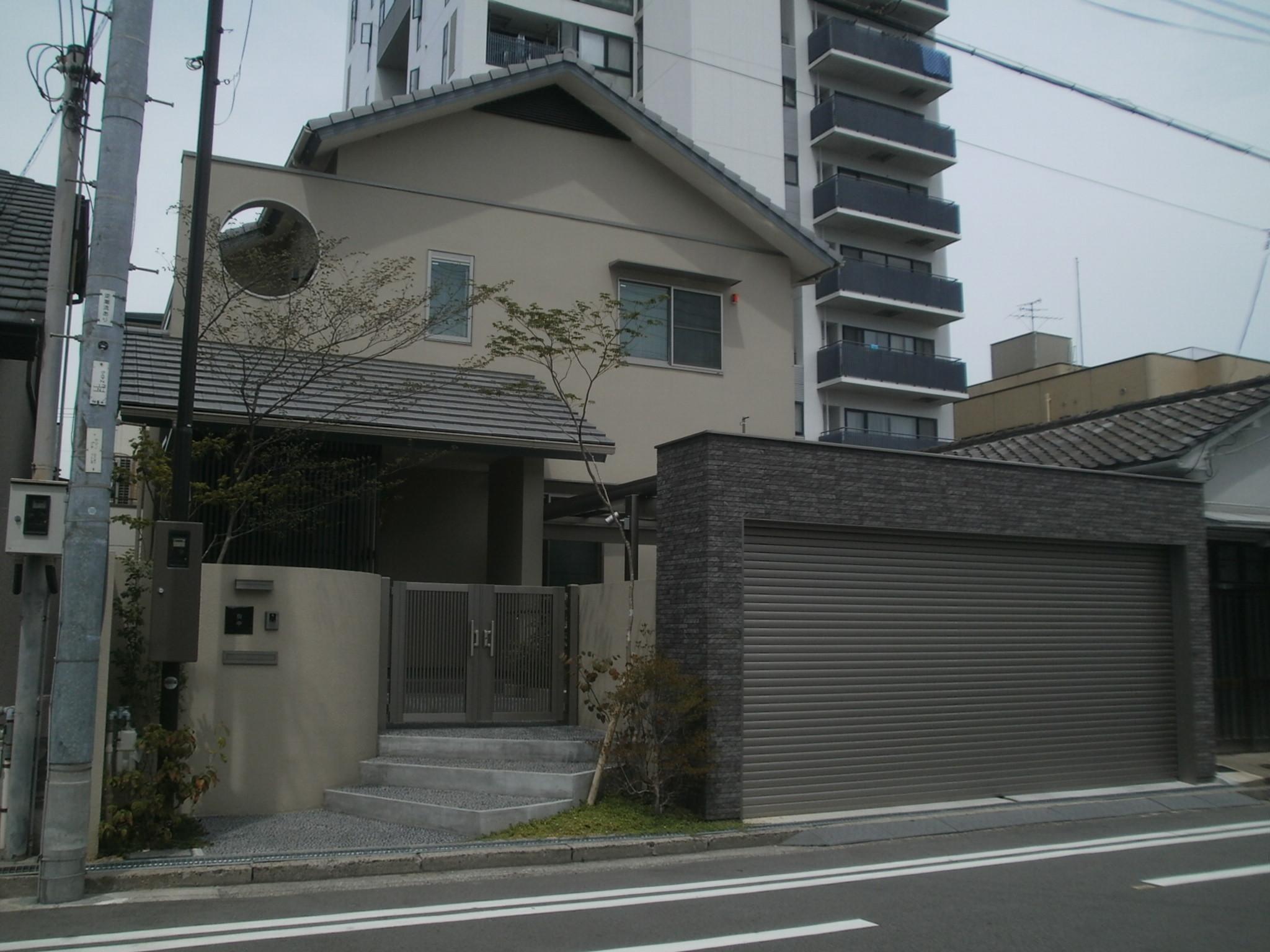 現代和風の家NO1の建築事例写真