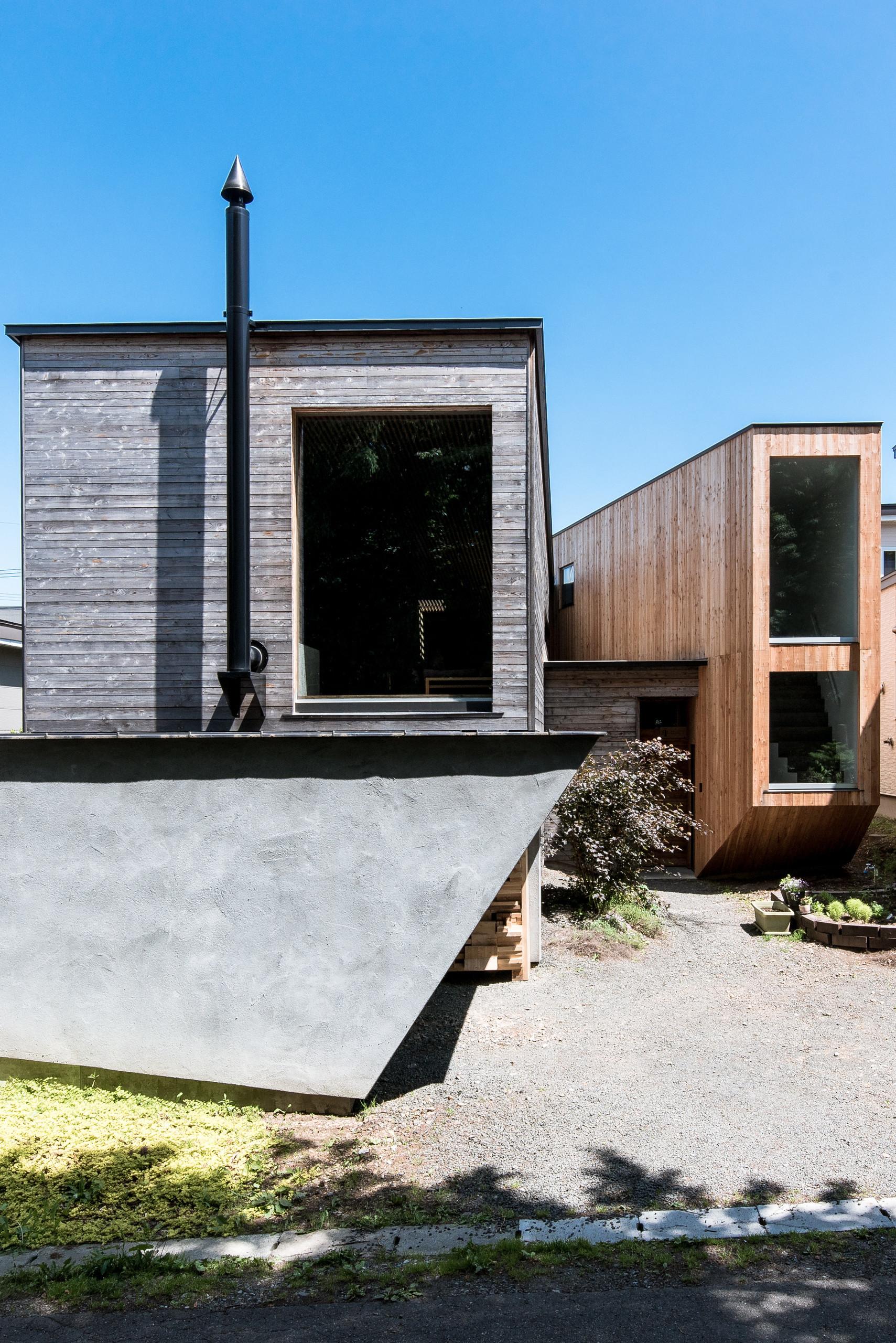 唐松の変化の建築事例写真