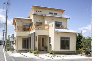 風と陽光の家-?