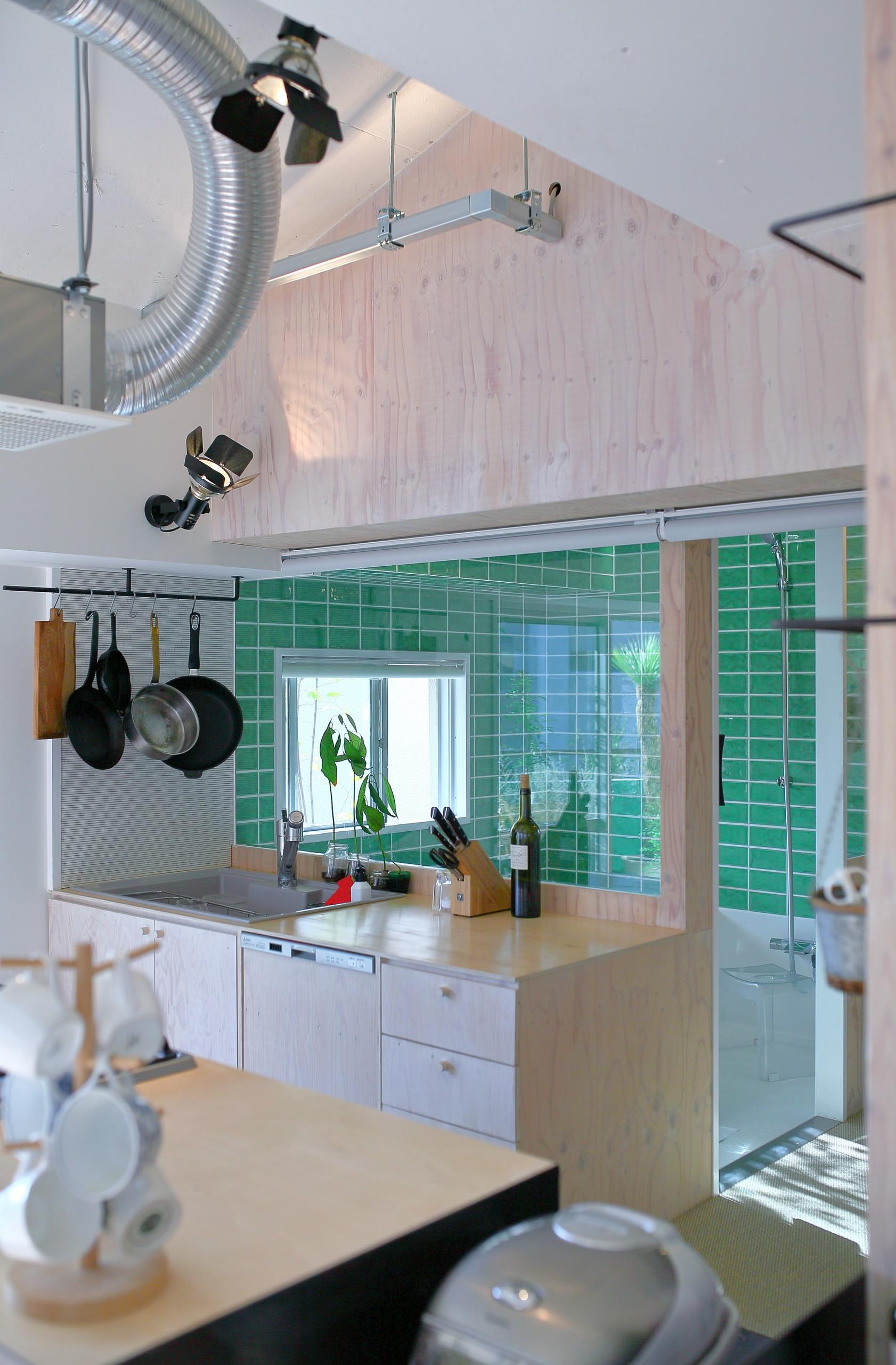 GREEN Apartment58の建築事例写真