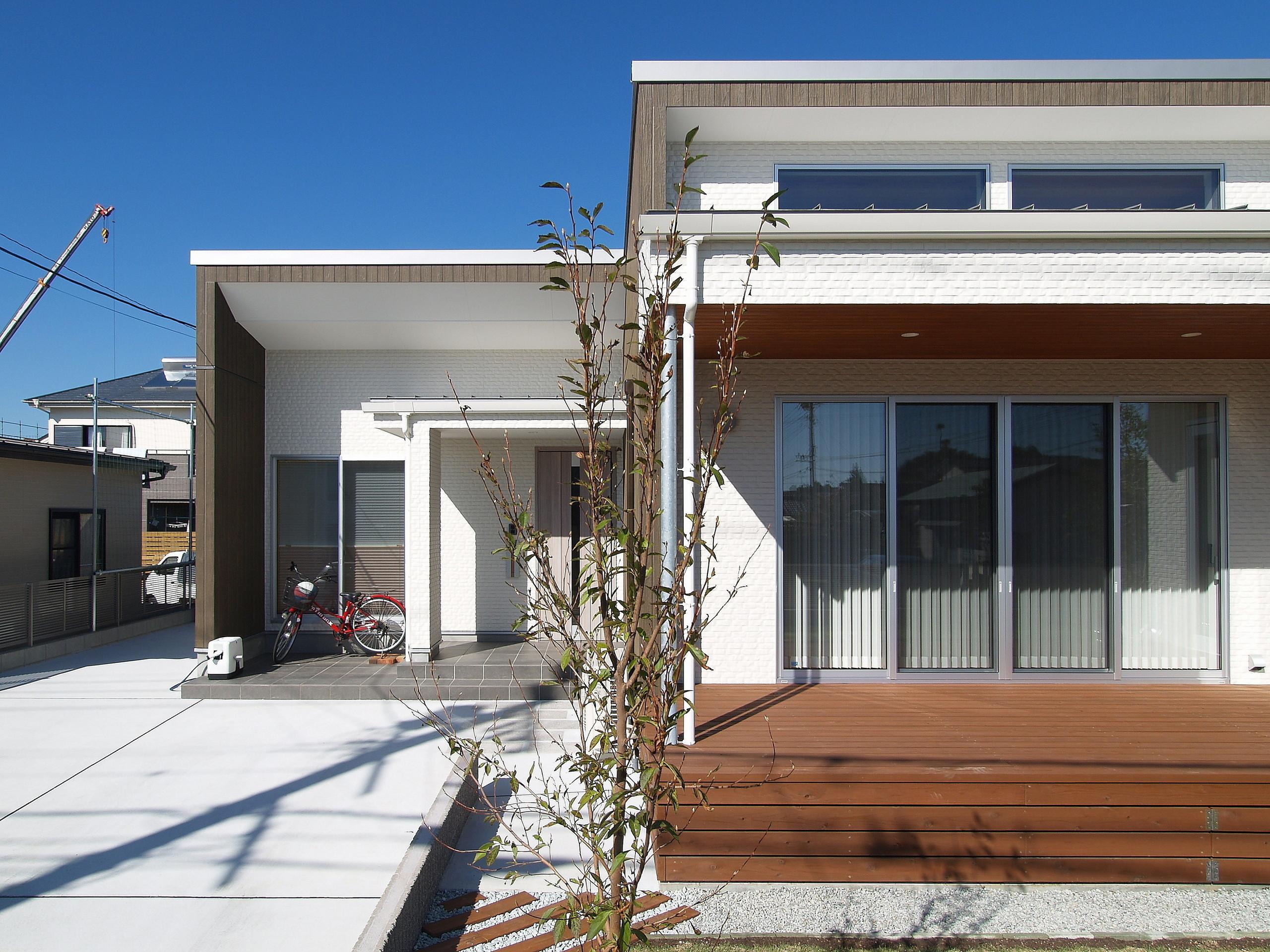 桃ノ木の家の建築事例写真