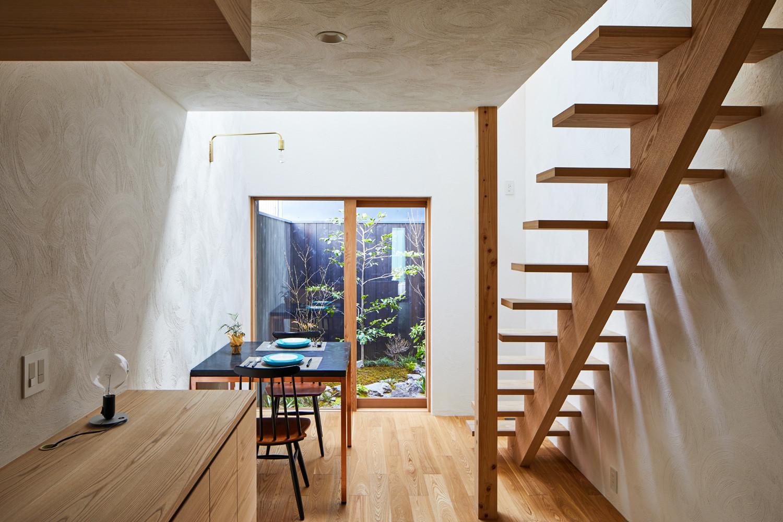 京の町屋 改修の建築事例写真