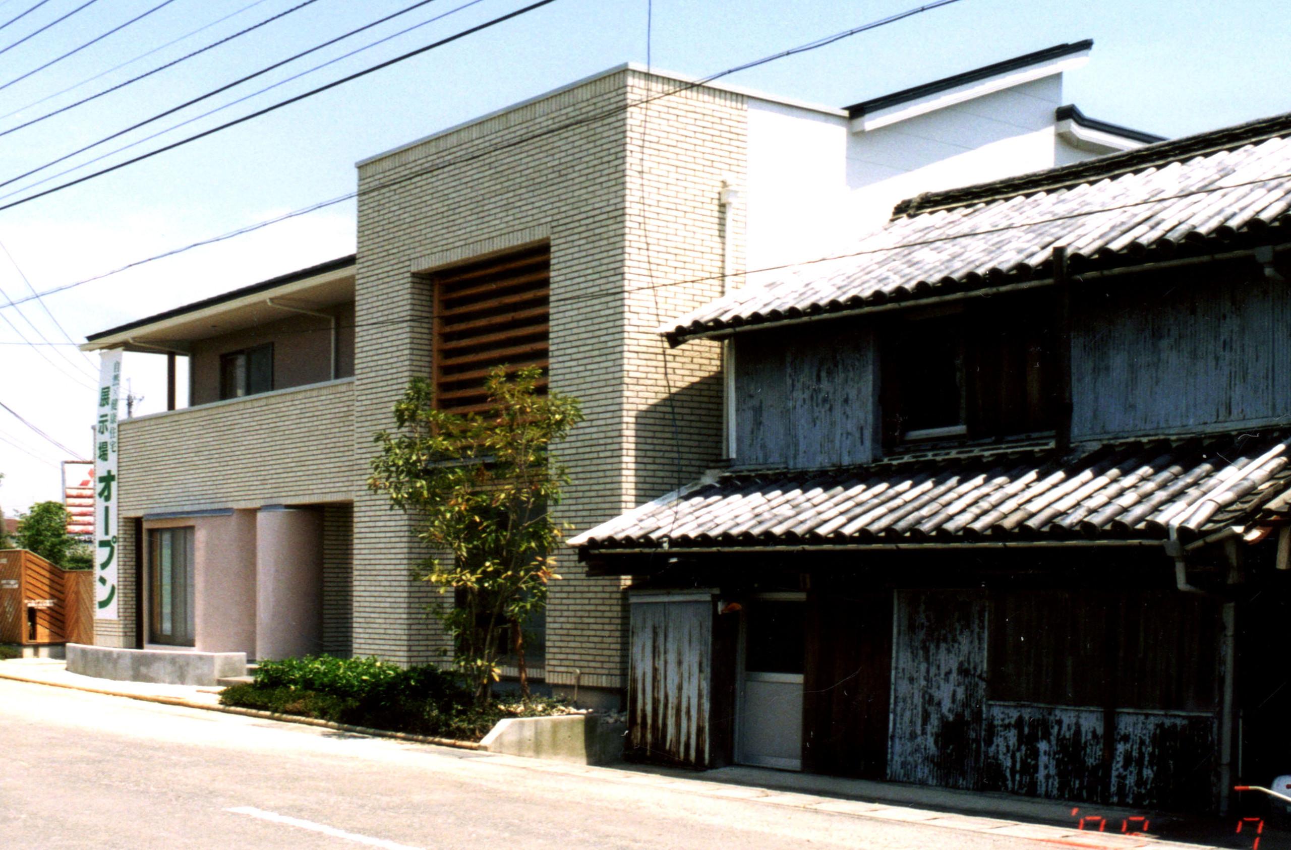 「自然✖住宅」の建築事例写真