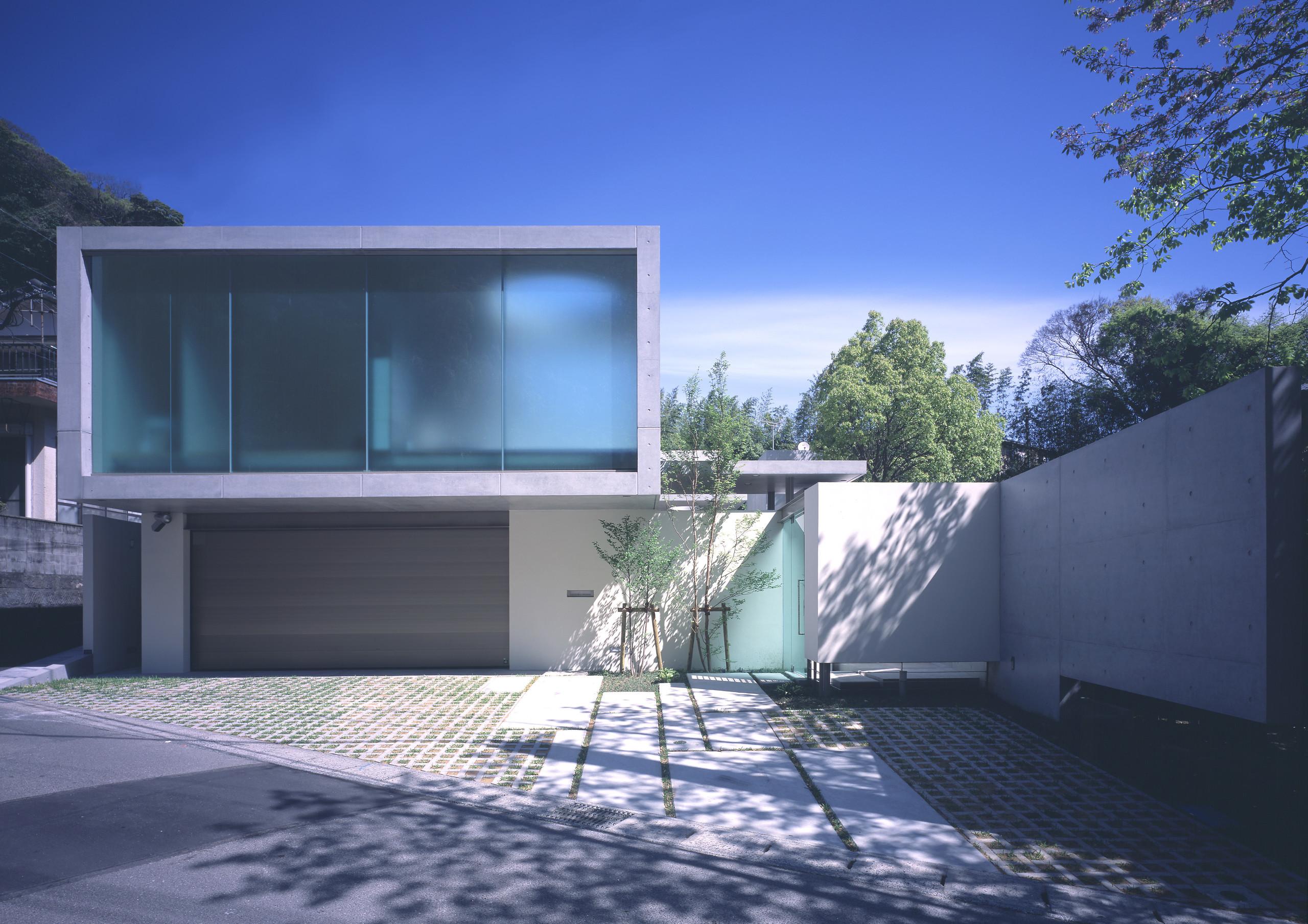 長田町の住宅の建築事例写真