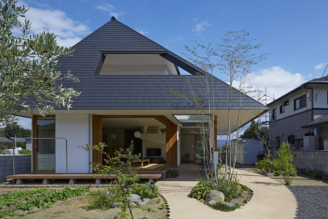 岩宿の家の建築事例写真