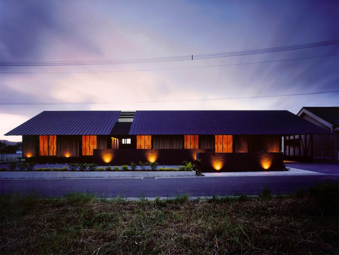 奄美大島の家の建築事例写真