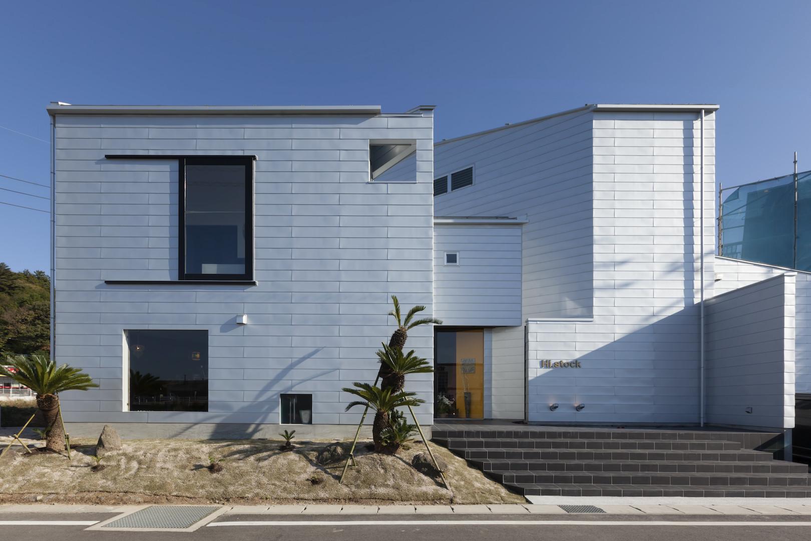 TAWAYAMA HOUSE(島根県松江市)の建築事例写真