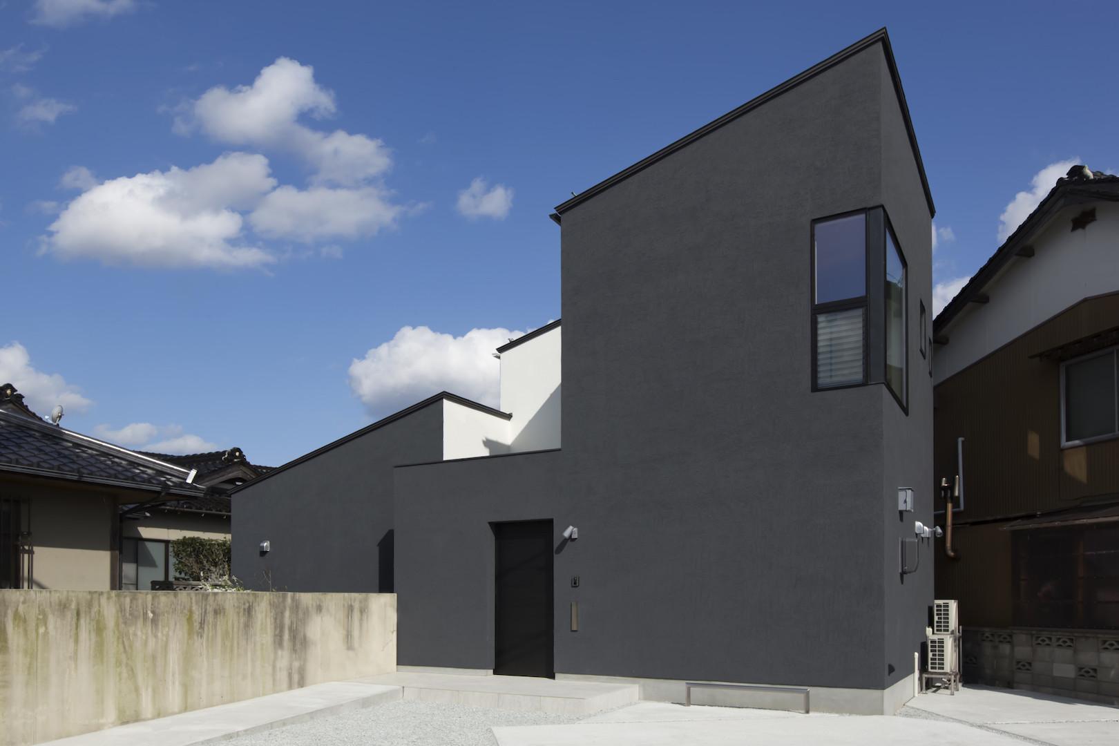 パティオのある家(鳥取県米子市)の建築事例写真