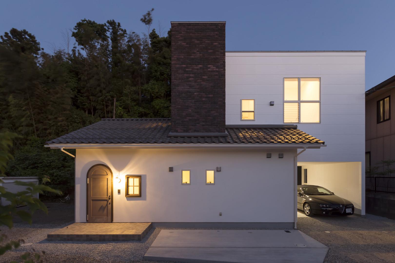 里山と暮らす家(島根県松江市)の建築事例写真