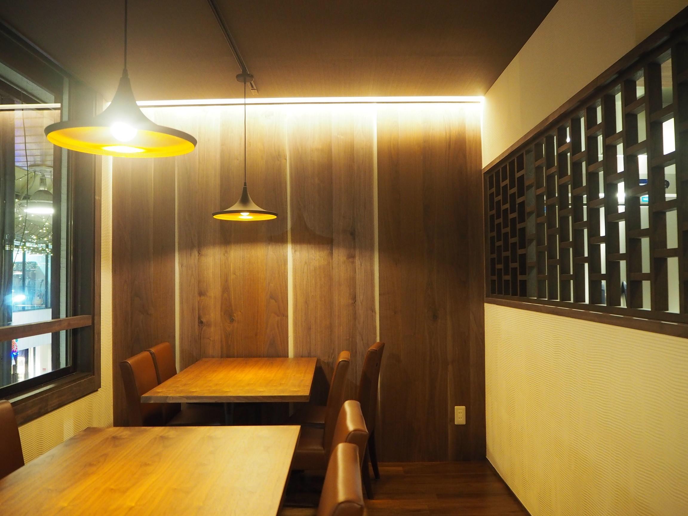 宮崎 季節料理 Shizukuの建築事例写真