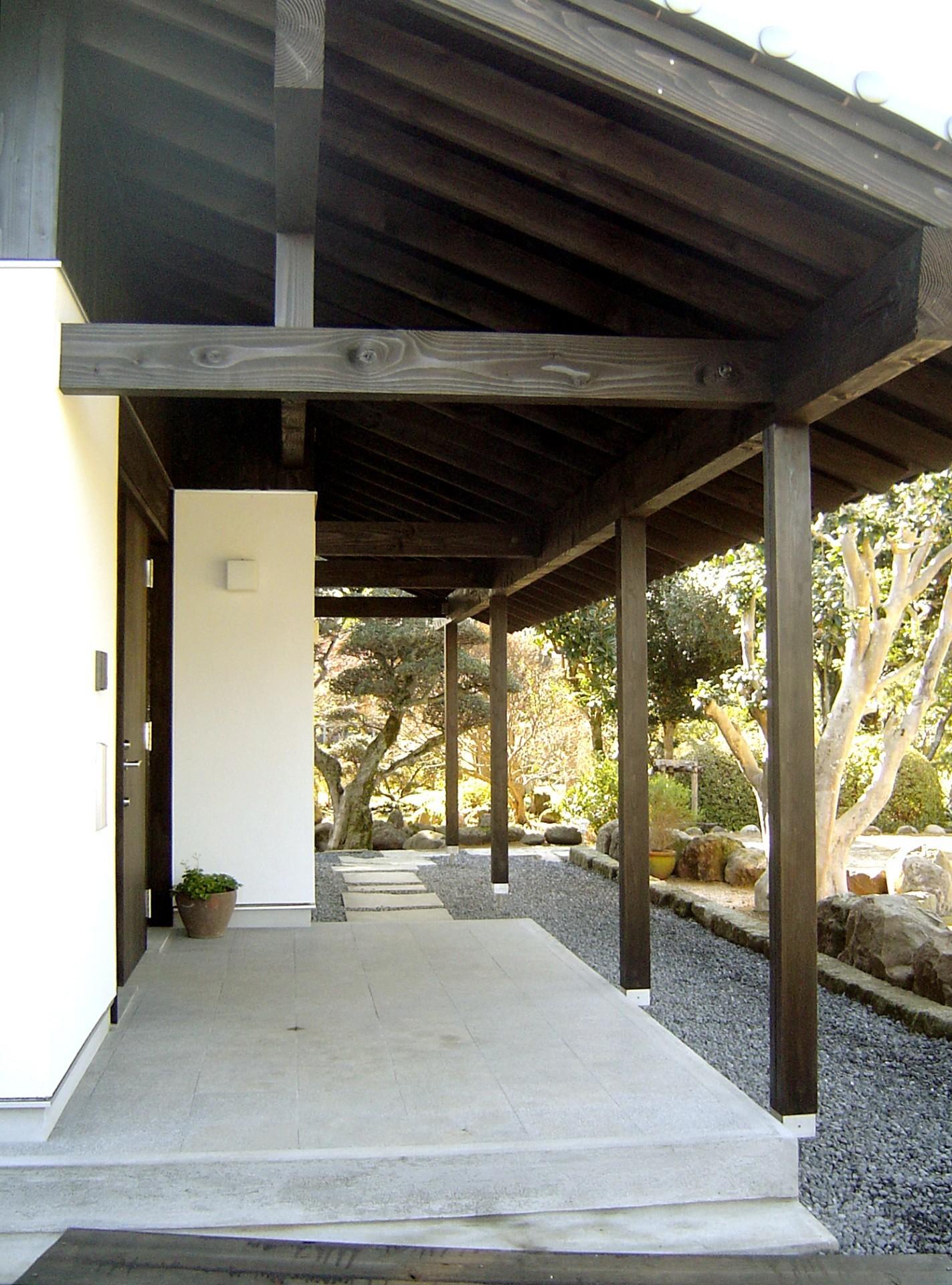北野の家の建築事例写真
