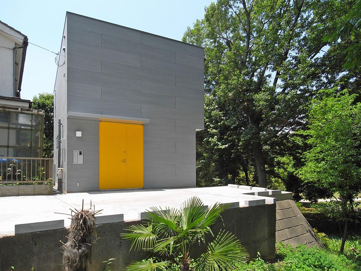 流山N邸 別荘のような日常の基地の建築事例写真