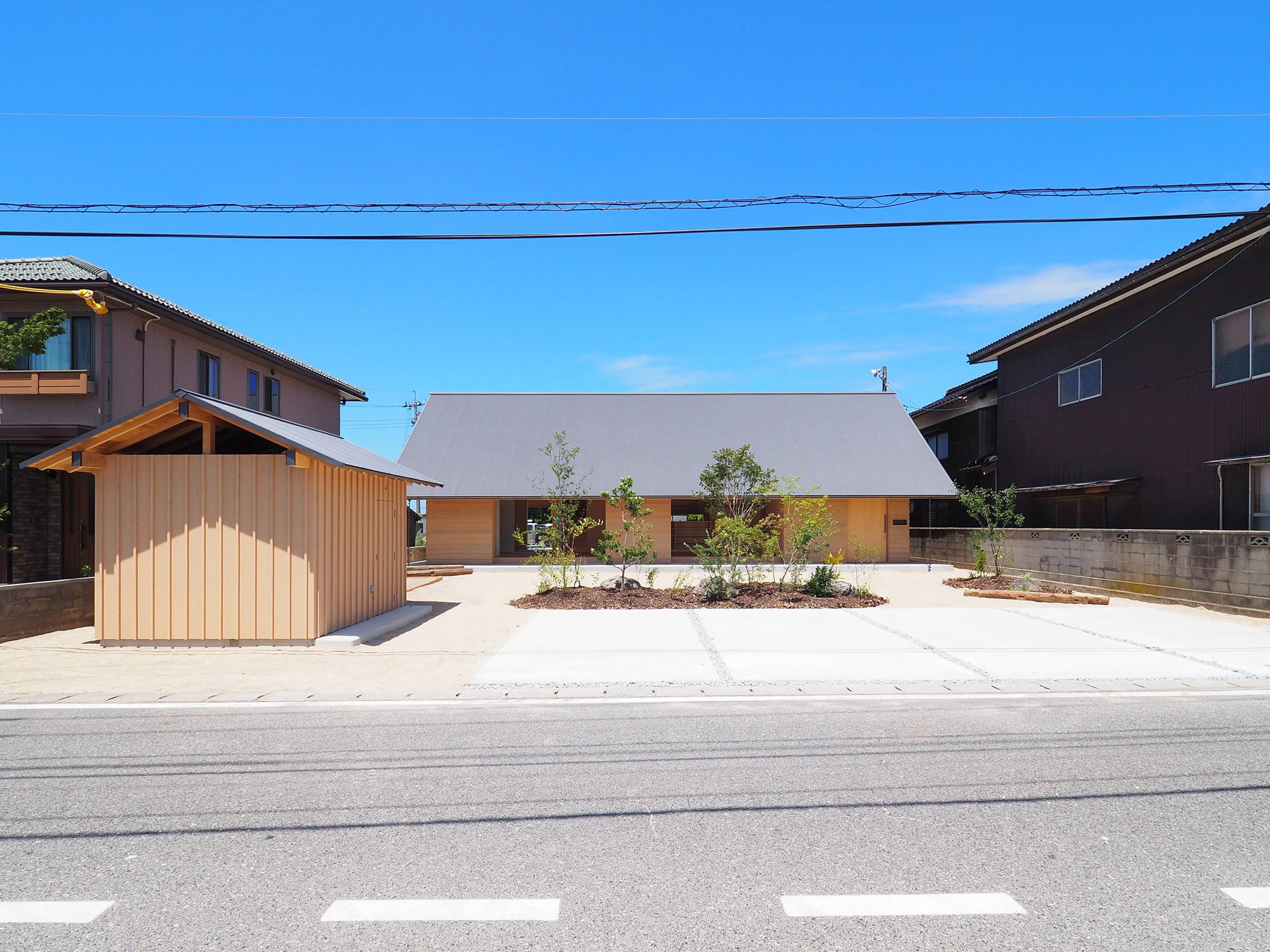 日吉津の家の建築事例写真