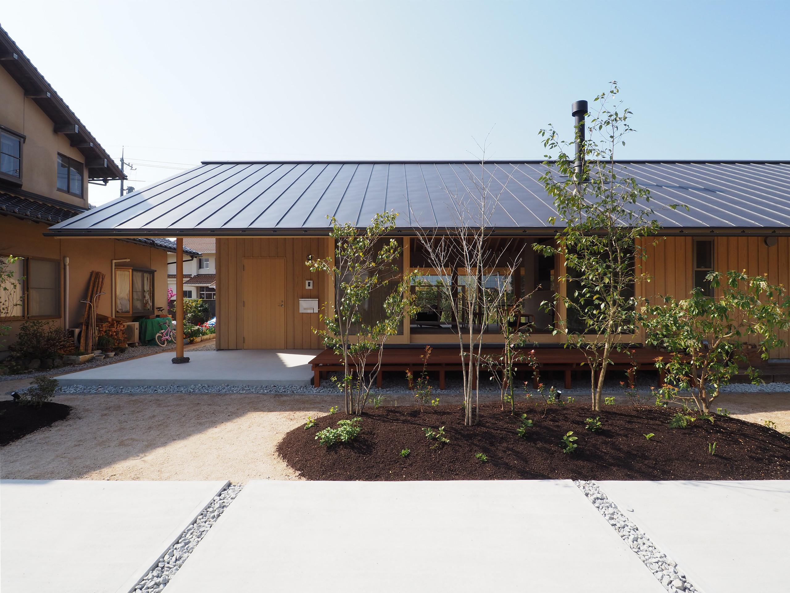 上道の家の建築事例写真