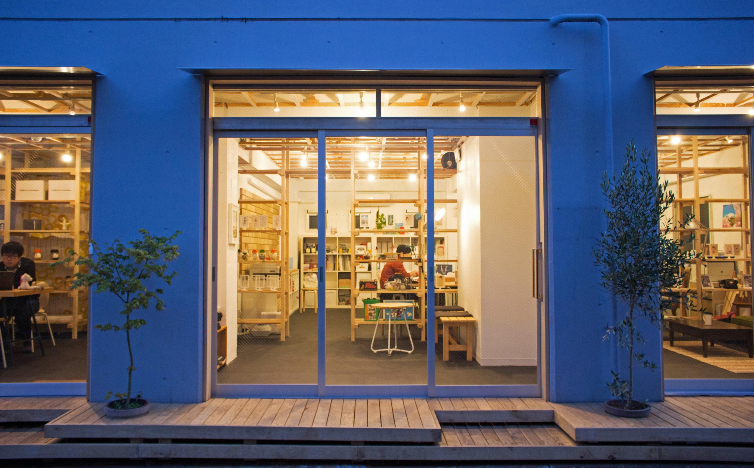 我楽田長屋の建築事例写真